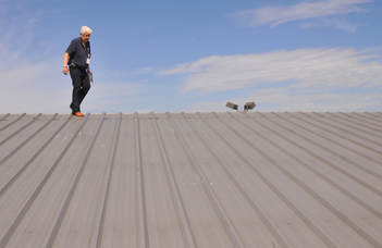 Roof Inspection Central VA Roofing Contractor
