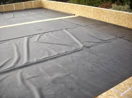 EPDM Rubber Roofing Matt Central VA Roofing Contractor